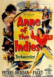 Постер Анна, королева пиратов