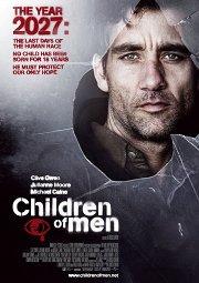 Постер Дитя человеческое