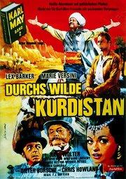 Постер Дикие народы Курдистана