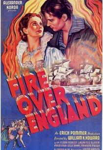 Пламя над Англией