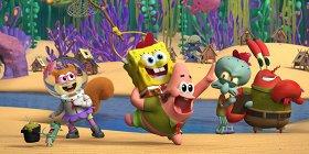 Посмотрите на Губку Боба и его друзей в первом кадре приквела «Лагерь Коралл»