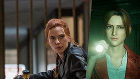 «Черная Вдова» против «Обители зла»: Наташа Романофф сражается с зомби, Netflix тоже