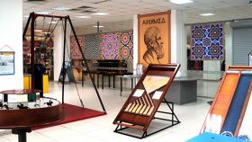 Экспозиция музея «Интеллектус»