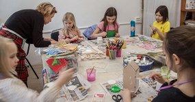 Детская школа моды и дизайна
