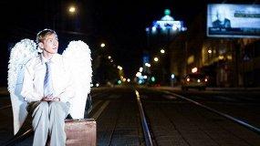 Двадцать минут с ангелом