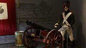 Экспозиция Тульского военно-исторического музея