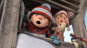 Снежные гонки