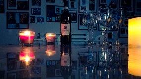 Лувр при свечах