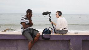 Познакомьтесь сдевушкой, которая отправилась вГану снимать документалку просмерть