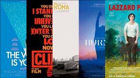 20 лучших кинопостеров 2018 года