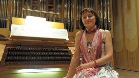 «Вечерняя музыка для органа»: Людмила Камелина