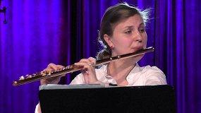 Фестиваль «Голос флейты»: Ирина Стачинская, Зоя Вязовская, Илья Пирогов