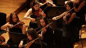 Симфонический оркестр и хор Казанской консерватории