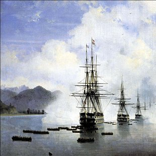 Русское искусство первой половины XIX века