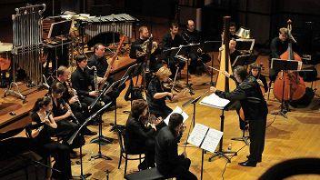Ансамбль солистов «Студия новой музыки»