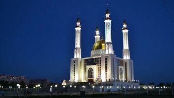 Мечети архитектора Айвара Саттарова