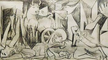 Пабло Пикассо. Параграфы