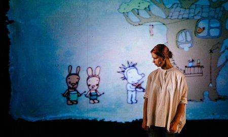 спектаклей для детей и подростков, в которых театр работает с мультипликацией