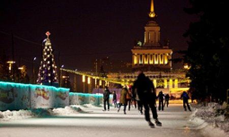 Лучшие катки в Москве 2015