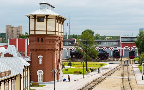 Удивительные железнодорожные станции Москвы и Подмосковья