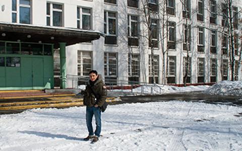 Евгений Хавтан о Кузьминках
