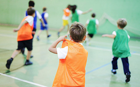 Новая детская спортивная школа #TagSport