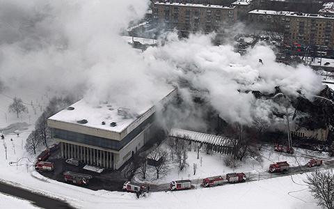Все, что стоит прочитать про пожар в библиотеке ИНИОН