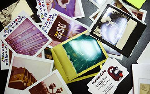 «Полибуфет» в Политехническом, корнер Alice & Olivia в ЦУМе, Ballantyne в ГУМе и магазин винтажных фотоаппаратов Wonderfoto