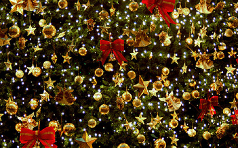 Новогодние елки и детские спектакли в Краснодаре
