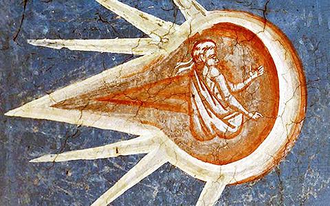 Научная фантастика в искусстве Древнего мира и Средних веков