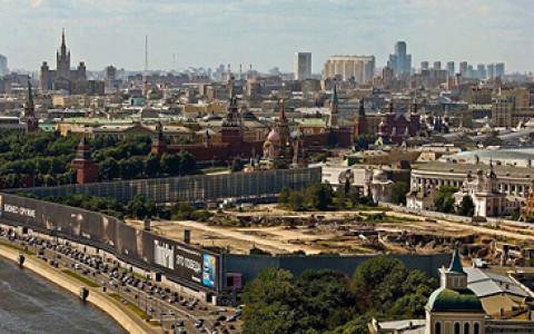 Объявлены условия конкурса на проект парка на месте гостиницы «Россия»