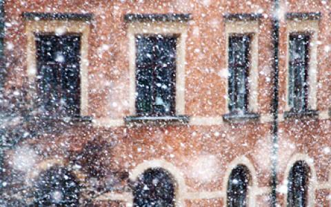 Новый терминал Шереметьево, аномально сильный снегопад и другие городские новости