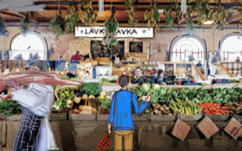 Фермерский рынок «Лавки», Hilton на Бородинском поле и другие городские новости