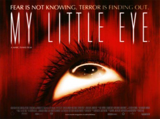 Одним глазком (My Little Eye)