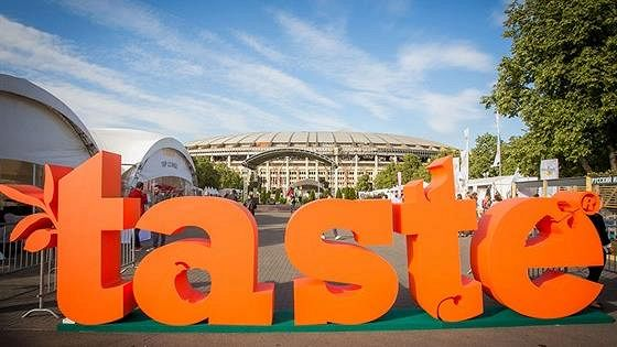 Taste of Moscow 2016