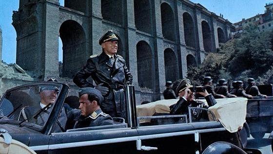 Битва за Анцио (Lo Sbarco di Anzio)