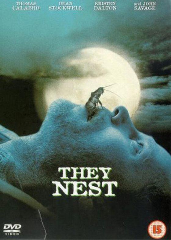 Нашествие тараканов (They Nest)