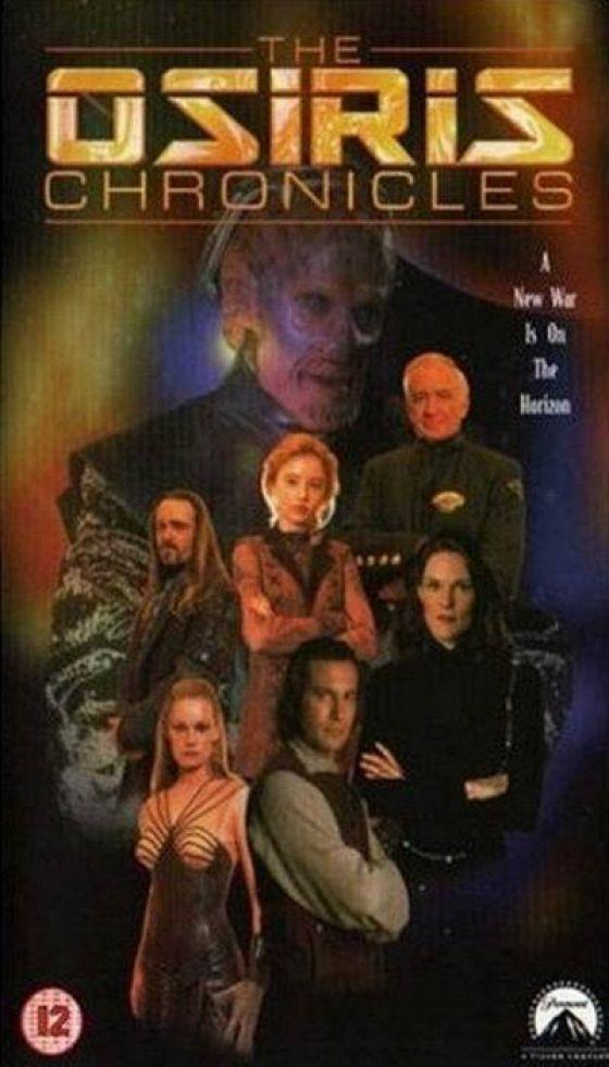 Летопись Осириса (The Warlord: Battle for the Galaxy)