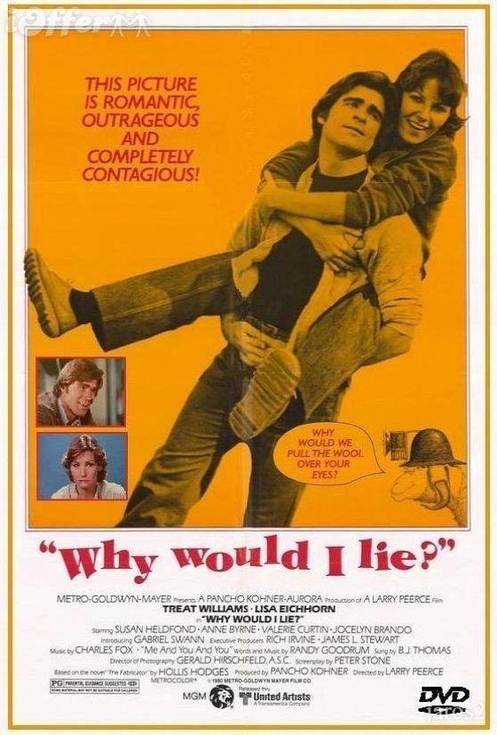 Почему бы я солгал? (Why Would I Lie?)