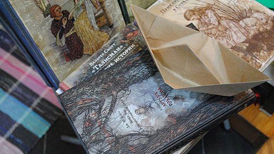 Открытие «Лавочки детских книг» на новом месте