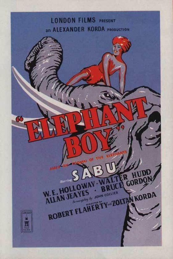Маленький погонщик слонов (Elephant Boy)