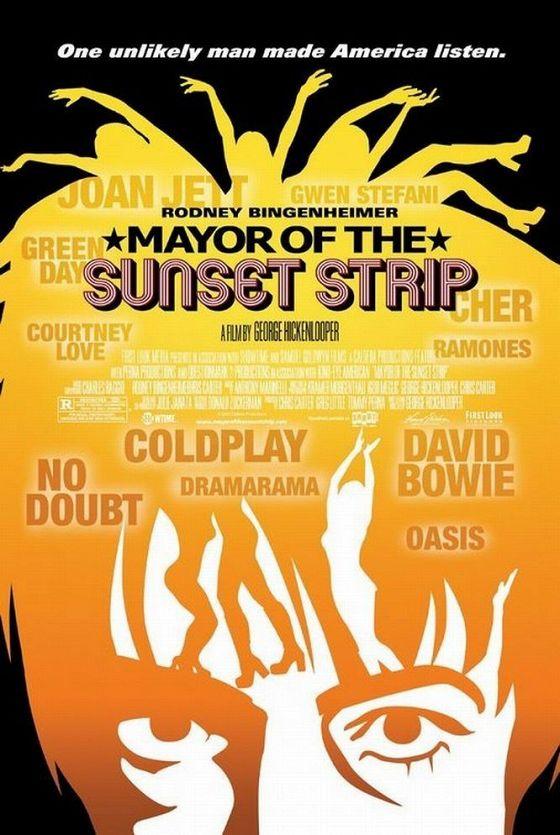 Легенда Аллеи звезд (Mayor of the Sunset Strip)
