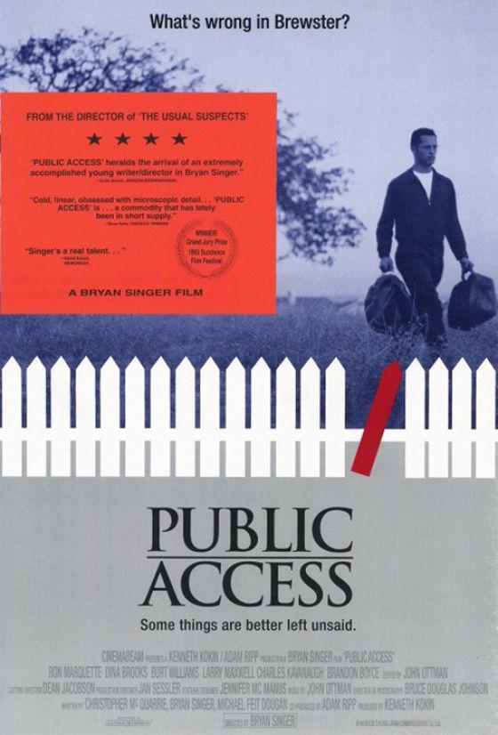 Общественный доступ (Public Access)