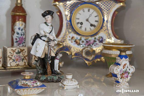 Коллекция фарфора XVIII–ХХI веков