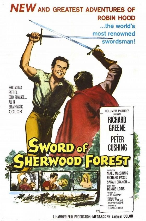 Меч Шервудского леса (Sword of Sherwood Forest)