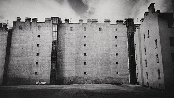 Петербург и «тюрьмы» Пиранези в современной фотографии