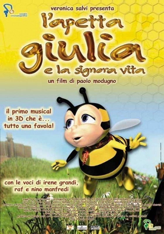 Пчелка Джулия и синьора Жизнь (L'Apetta Giulia e la signora Vita)