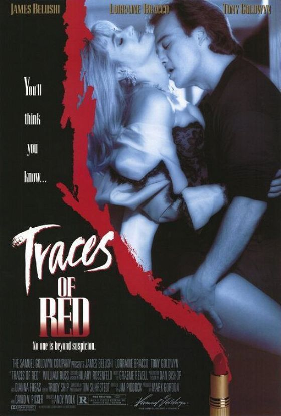 Кровавый след (Traces of Red)