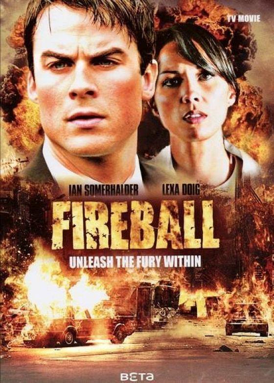 Человек-факел (Fireball)