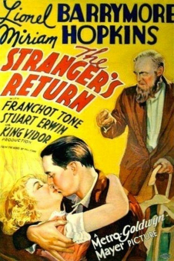 Возвращение незнакомки (The Stranger's Return)